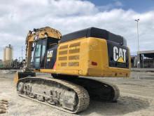 Caterpillar 349EL used track excavator