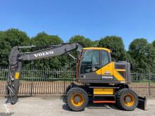 Excavadora Volvo EWR 170 E zero tail swing excavadora de ruedas usada