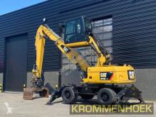 Caterpillar industrial excavator M 318 D MH
