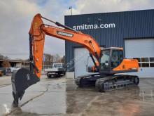 Doosan DX225 LC new track excavator