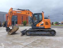 Doosan DX140 LCR-5 used track excavator