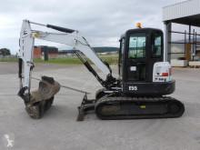 Excavadora Bobcat E55 miniexcavadora usada