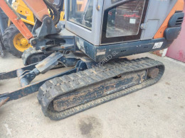 Mini-excavator Hitachi ZX30 Minicrawler excavator with buckets and hammer