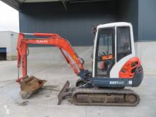 Kubota KX 91-3 A used mini excavator