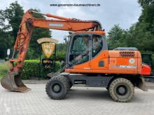 Doosan wheel excavator DX 160 W