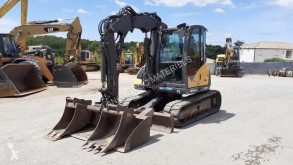 Excavadora Mecalac 8 MCR excavadora de cadenas usada