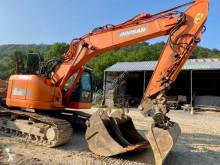 Doosan DX235 LCR used track excavator