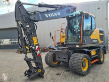 Volvo EW160E skovel på däck begagnad