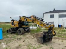 Excavadora excavadora de ruedas Caterpillar 315F