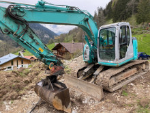 Kobelco SK135B SR 2LC used track excavator