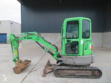 小型挖掘车 山猫 E 25