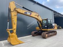 Caterpillar 320D 3 used track excavator