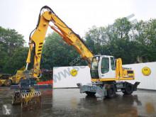 Escavadora de grifa manutenção Liebherr A904C Litronic
