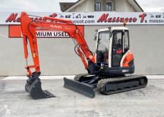 Excavadora Kubota U50-3a miniexcavadora usada
