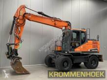 Doosan DX 170 W-5 | Rototilt | GPS Ready gravemaskine på hjul brugt