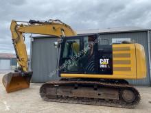 Excavadora Caterpillar 318 E L excavadora de cadenas usada