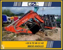 Excavadora Kubota KX 080-4 ALPHA *ACCIDENTE*DAMAGED*UNFALL* miniexcavadora accidentada