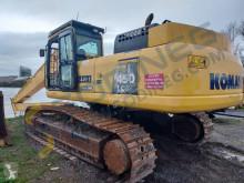 Escavadora Komatsu PC450LC8 escavadora de grifa manutenção usada