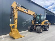 Excavadora Caterpillar M318D excavadora de ruedas usada