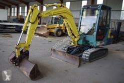 洋马B 27-2 Mini pelle chenille 2.7 tonnes 小型挖掘车 二手