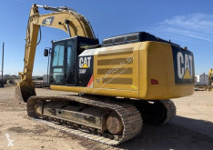 Excavadora Caterpillar 336FL excavadora de cadenas usada