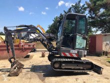Volvo ECR25D used mini excavator
