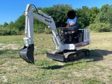 Excavadora Bobcat 14Q miniexcavadora usada