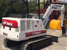 Excavadora Bobcat 33Q miniexcavadora usada