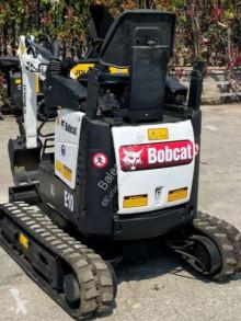 Excavadora Bobcat E10 miniexcavadora usada
