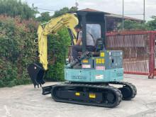 Excavadora Yanmar 30 Q miniexcavadora usada