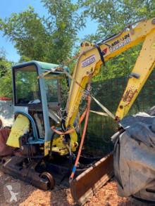 Excavadora Yanmar Vio35 miniexcavadora usada