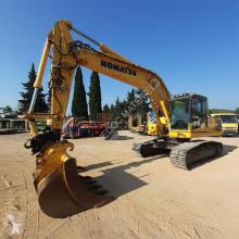 Excavadora Komatsu PC210-8 excavadora de cadenas usada