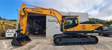 Hyundai R330NLC-9A escavadora de lagartas usada