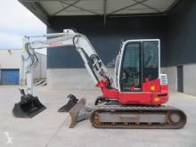 Excavadora Takeuchi TB280FR miniexcavadora usada