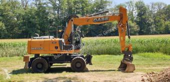 Excavadora Case WX 168 excavadora de ruedas usada