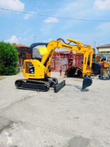 Excavadora Komatsu PC28UU miniexcavadora usada