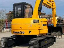 Excavadora Komatsu PC75 miniexcavadora usada