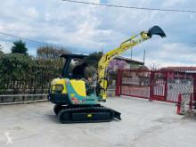 Excavadora Yanmar B25 miniexcavadora usada
