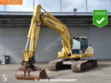 Escavadora Komatsu PC210LC escavadora de lagartas usada