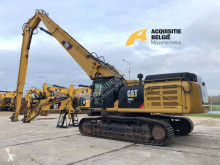 Excavadora Caterpillar 349E UHD excavadora de cadenas usada