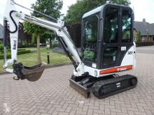 小型挖掘车 山猫 322