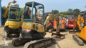 Excavadora Yanmar vio25-4 miniexcavadora usada