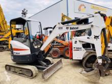 Excavadora Bobcat e25 miniexcavadora usada