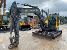 Volvo ECR 88 mini-excavator second-hand