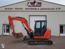 Excavadora Hitachi 65U miniexcavadora usada
