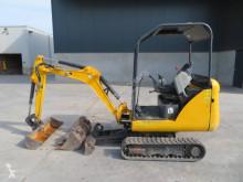 Bobcat E 14 mini-escavadora usada