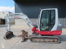 Excavadora Takeuchi TB235 miniexcavadora usada