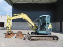 Excavadora Yanmar VIO 75 miniexcavadora usada