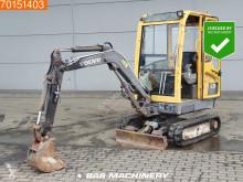 Excavadora Volvo EC15B GERMAN MACHINE miniexcavadora usada