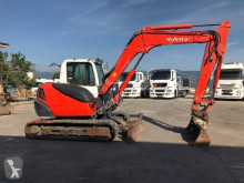 Kubota KX080-3 mini-excavator second-hand